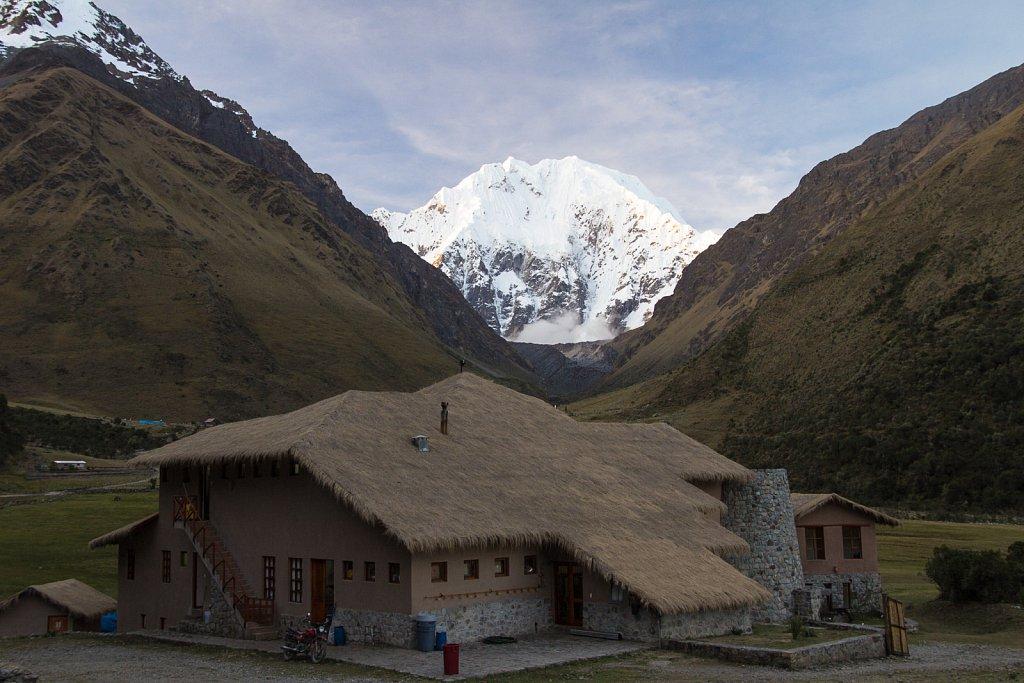 Hytte i bjergene