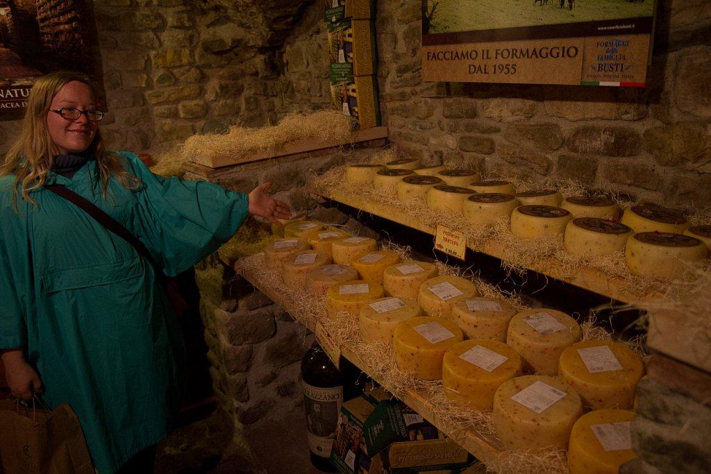 Slagteren i Greve a la Chianti ...