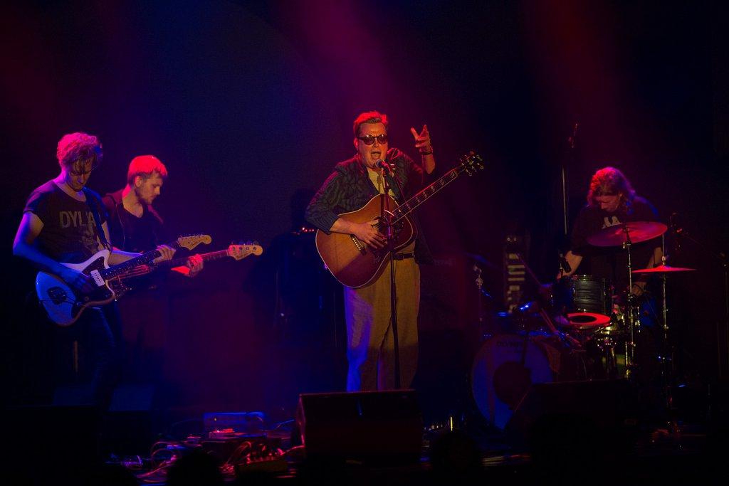 Rasmus Skov's Dissimination Concert from the Rhythmic Music Conservatory in Denmark